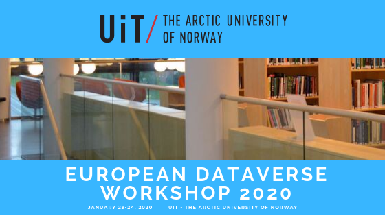 European Dataverse Workshop 2020