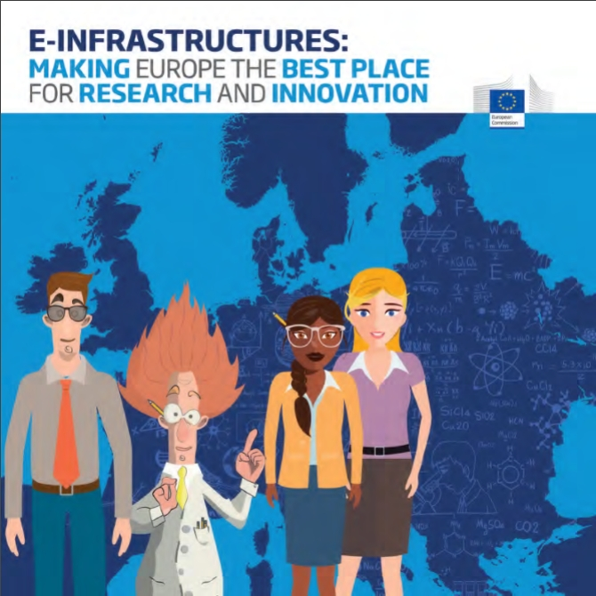 E-Infrastructures & Research Data Alliance working together to win the data challenge