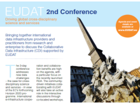 EUDAT 2nd Conference