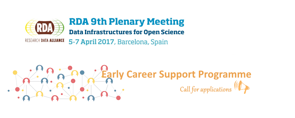 Calling European Early Career Data Scientists: Apply for a travel grant to Barcelona for April 2017