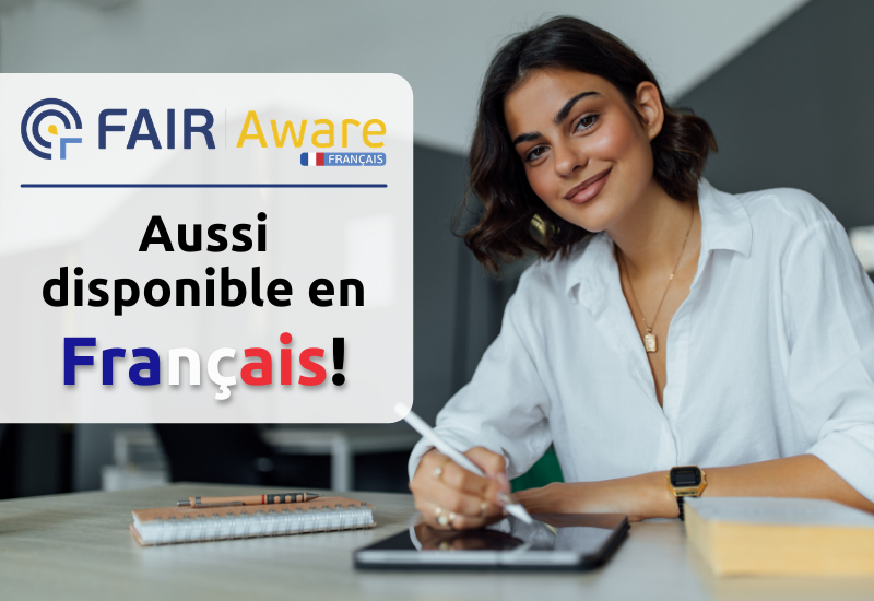 FAIR-Aware now Available for French Speakers
