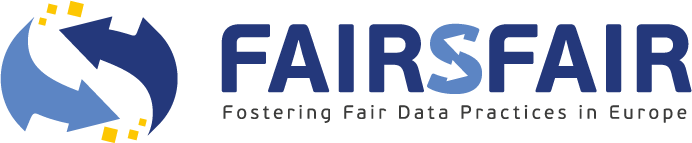 FAIRsFAIR Top RDA Working and Interest Groups