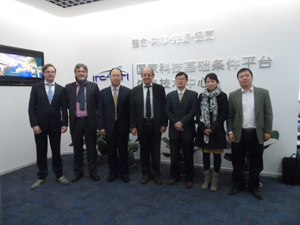 EUDAT and RDA/RDA Europe go to China