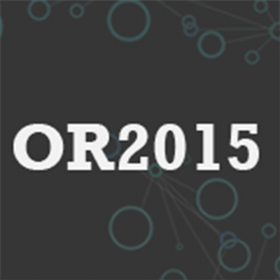 Open Repositories 2015 - OR2015 Indianapolis