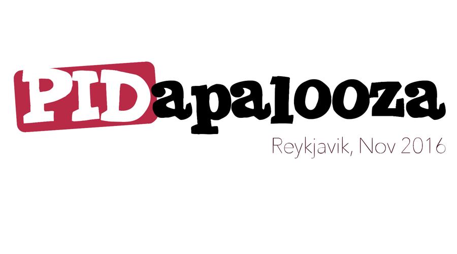 PIDapalooza, 9 - 10 November 2016, Reykjavik, Iceland