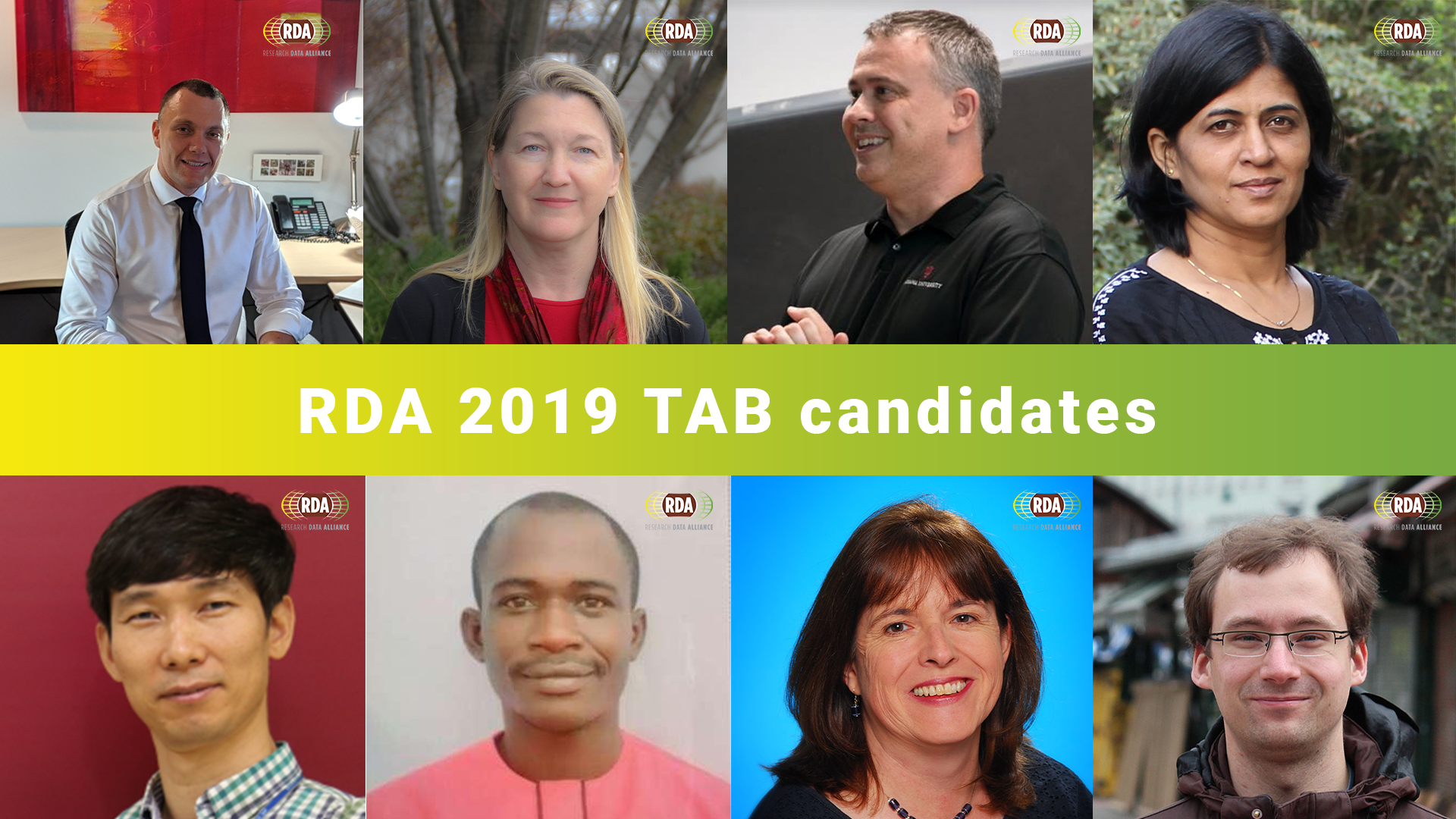 2019 RDA TAB Election: voting is open!