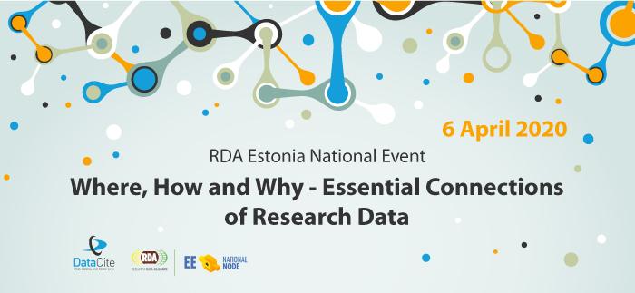 RDA Estonia national event 6 April