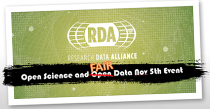 Open Science and FAIR Data