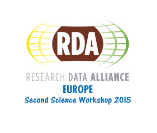 RDA Europe Second Science Workshop