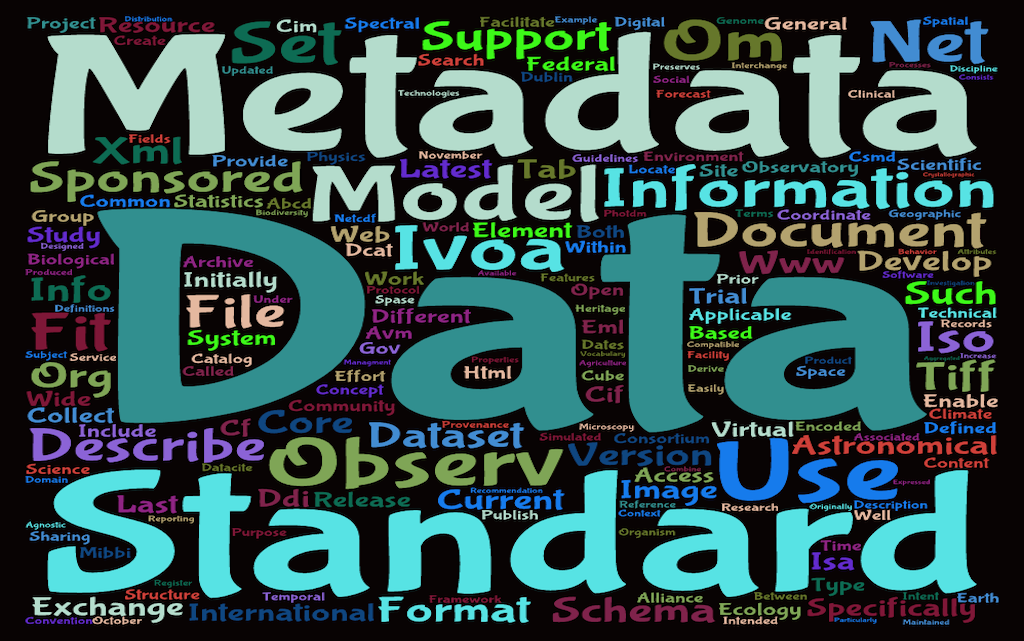 The RDA Metadata Standards Catalog and the standard canonical set of metadata elements - take-aways from the RDA 9th Plenary Joint meeting of the WG Metadata Standards Catalog, IG  Metadata and IG Data in Context