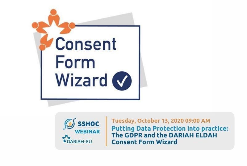 Putting Data Protection into Practice: GDPR and the DARIAH ELDAH Consent Form Wizard