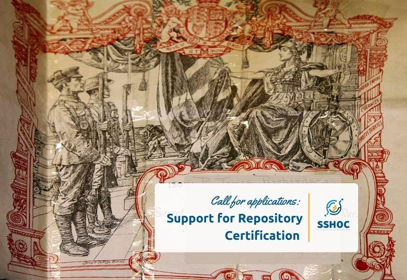 Call for Applications: SSHOC Repository Certification Support