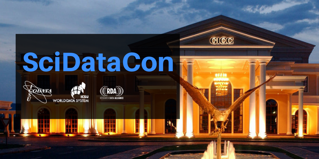 Two Weeks Left for International Data Week: SciDataCon 2018 Session Proposals