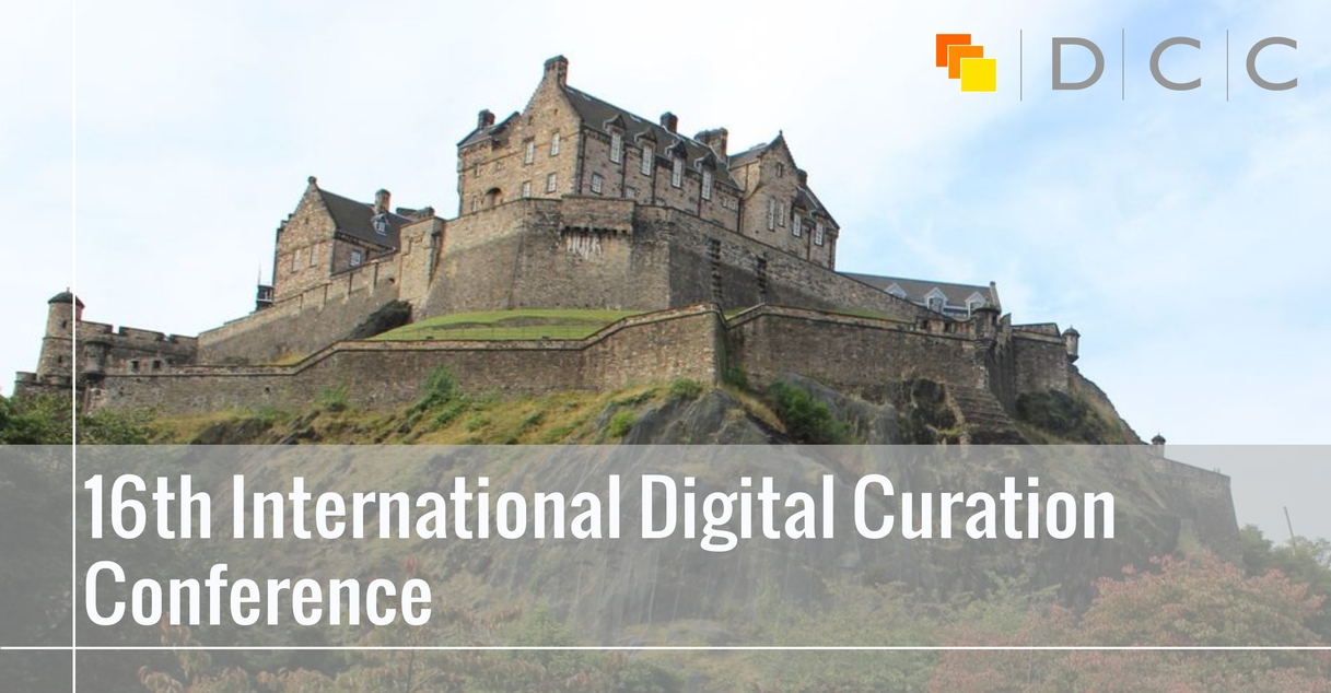 16th International Digital Curation Conference (IDCC21)