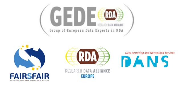 RDA GEDE webinar on Adaptation of Repositories to the Digital Object Interface Protocol