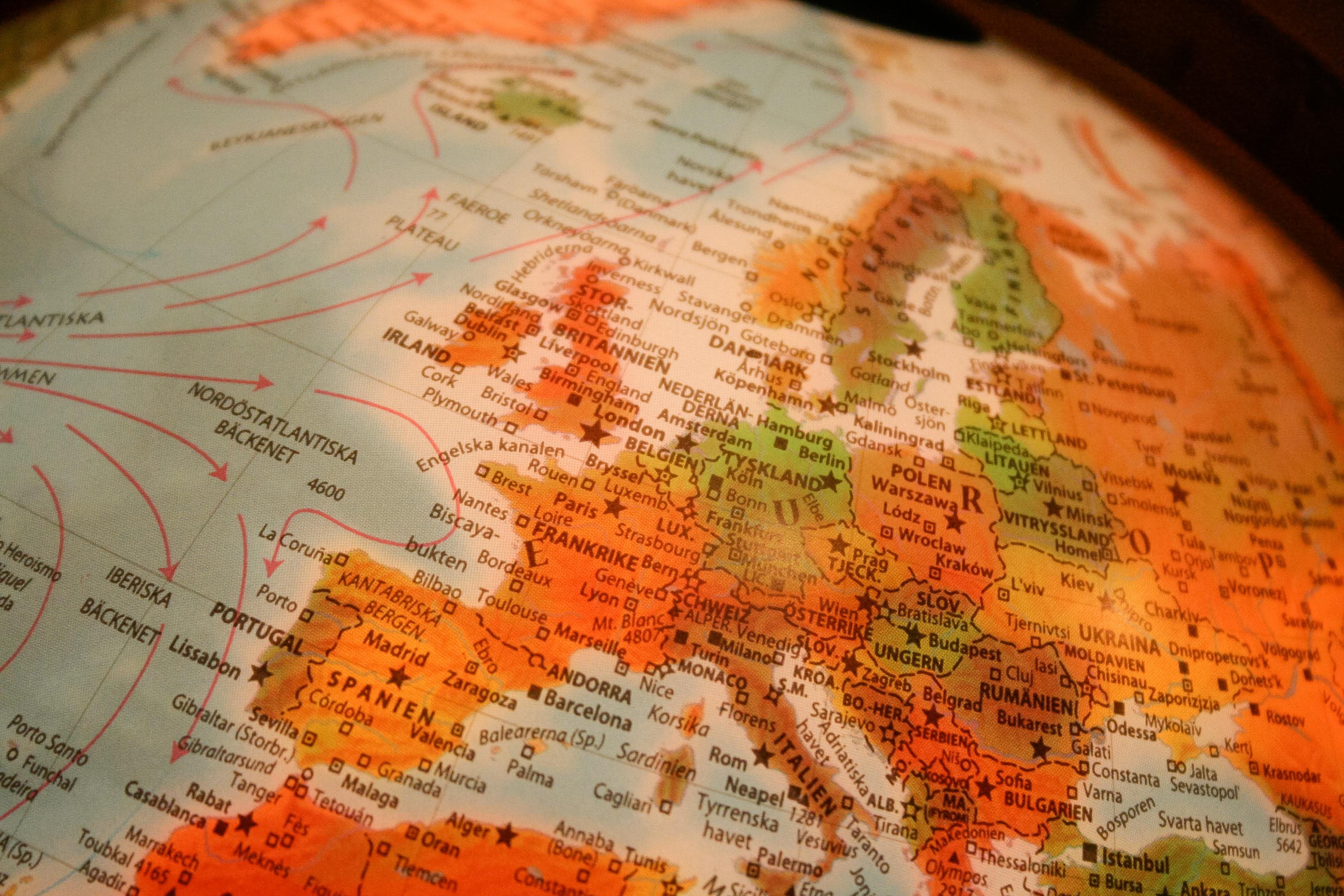 Final RDA Europe node grants awarded