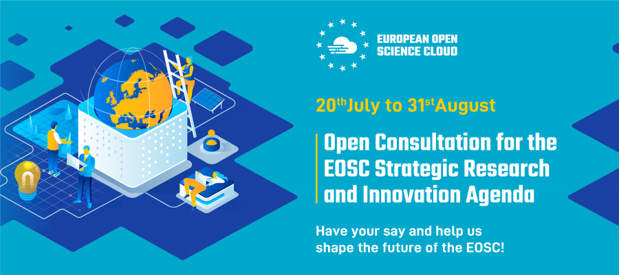 The RDA Community called to contribute to the Open Consultation on the future of EOSC
