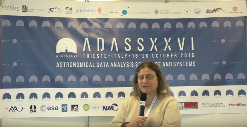 RDA presented at the annual Astronomical Data Analysis Software and Systems (ADASS)