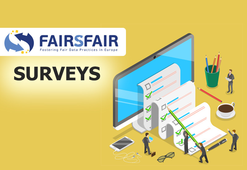 FAIRsFAIR Open Consultation on FAIR Data Policies and Practices in Europe