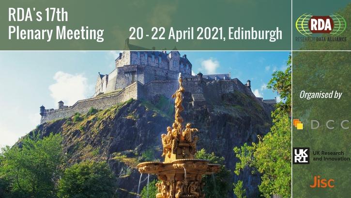 RDA's 17th Plenary: Shift to Virtual, Key Deadlines and Updates