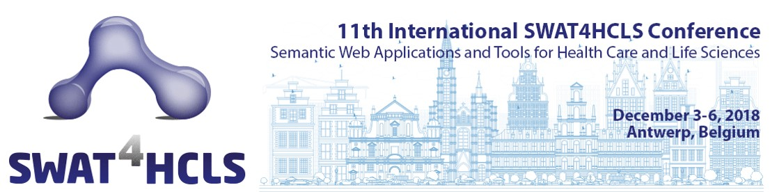 SWAT4HCLS - Semantic Web Applications and Tools for Healthcare and Life Sciences