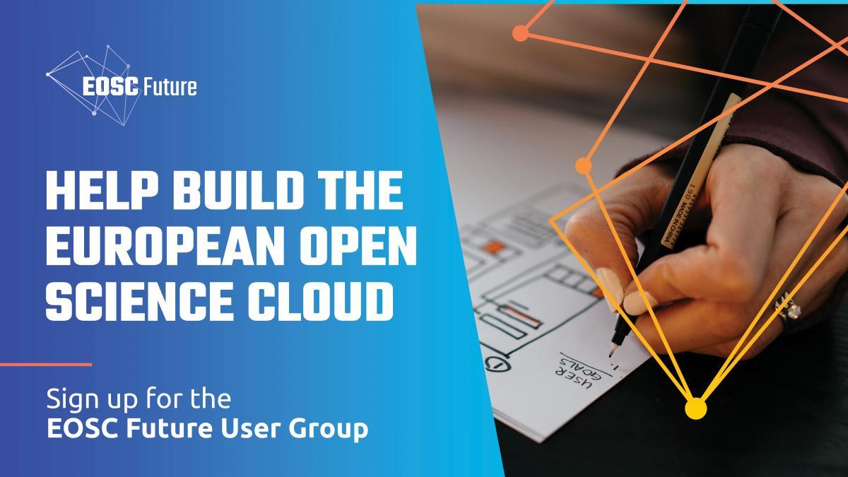 Help build the European Open Science Cloud (EOSC)