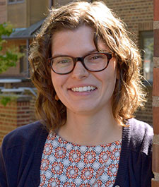 Cheryl Thompson, PhD Student at University of Illinois at Urbana-Champaign